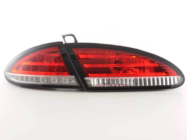 Led Taillights Seat Leon type 1P Yr. 05- red/clear