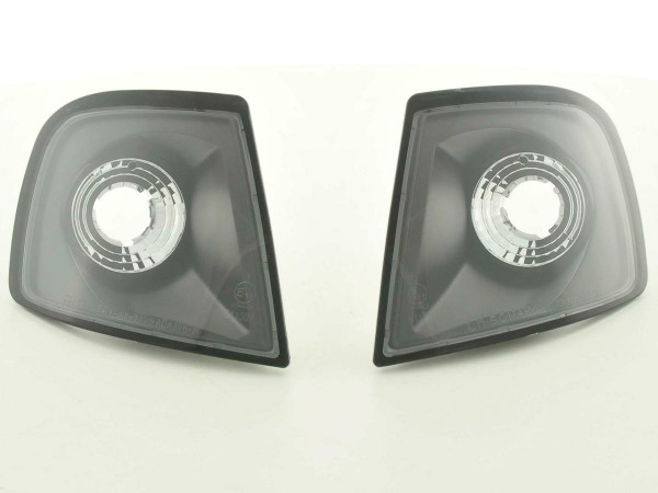 Front indicator Set Audi A3 Typ 8L Yr. 96-00 black