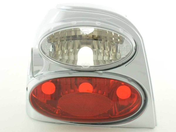 Rear lights VW Golf 3 Typ 1HXO Yr. 92-97 chrome