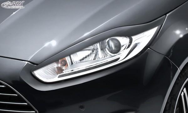 RDX Headlight covers FORD Fiesta MK7 JA8 JR8 (2012+)