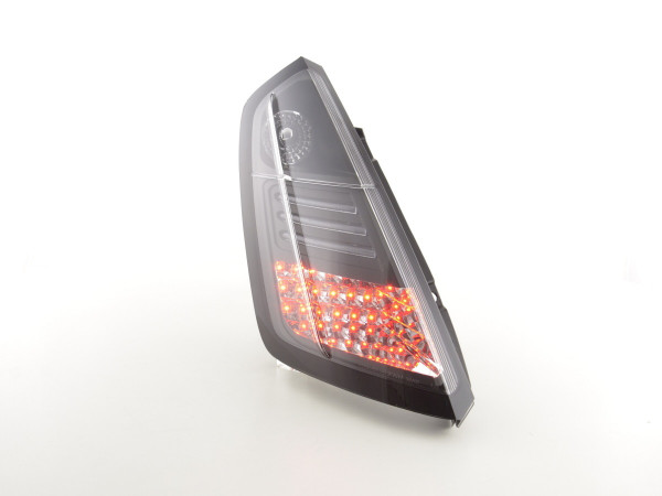 Taillights LED Fiat Grande Punto (199) Yr. from 2005 black