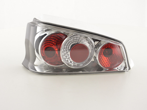 Taillights Peugeot 106 type 1C 1A Yr. 92-95 chrome