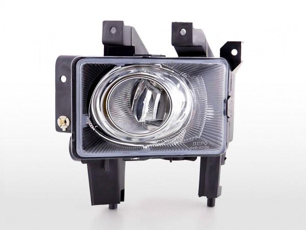 fog light accessories left Opel Astra (type H) Yr. 07-10 / Zafira (type B) Yr. 08-