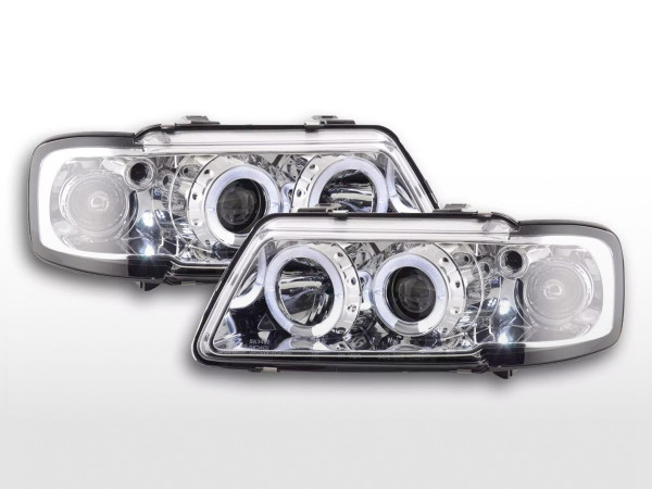 headlight Audi A3 type 8L Yr. 96-00 chrome