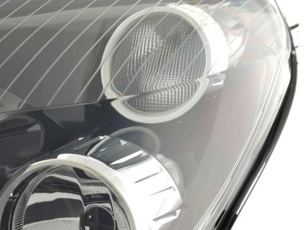 Spare parts headlight left Opel Astra H GTC Yr. 05-10