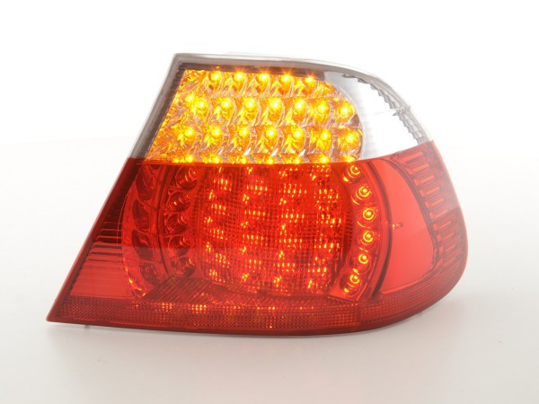 Spare parts Taillights right BMW serie 3 Coupe type E46 Yr. 03-06 clear/red