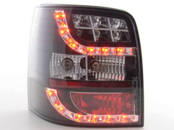 Led Taillights VW Passat 3B Variant Yr. 97-00 black