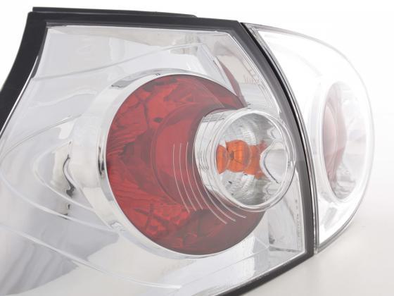 Taillights VW Golf 5 type 1K Yr. 03-08 chrome