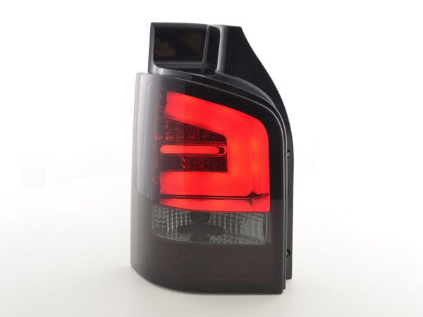 Led Taillights VW Bus T5 Yr. 03-10 red/black