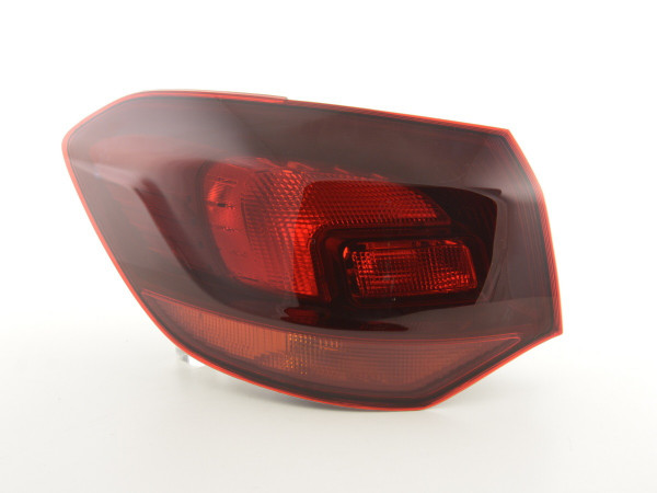 Spare parts taillight left Opel Astra J stationwagon Yr. 10-12