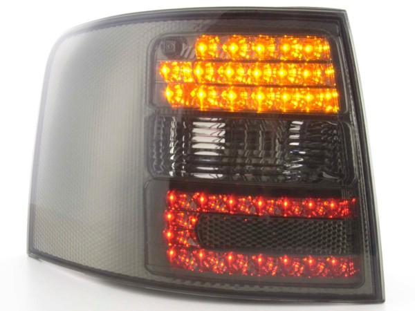 Led Taillights Audi A6 Avant type 4B Yr. 97-03 black