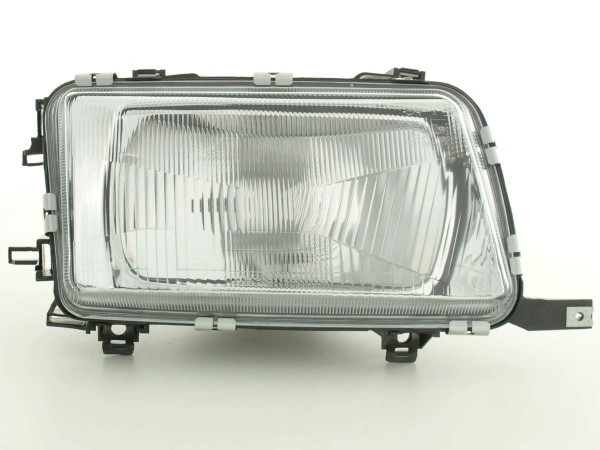 Spare parts headlight right Audi 80 (type B4) Yr. 91-94