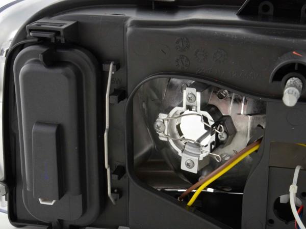Spare parts headlight left Peugeot Boxer Yr. 02-05