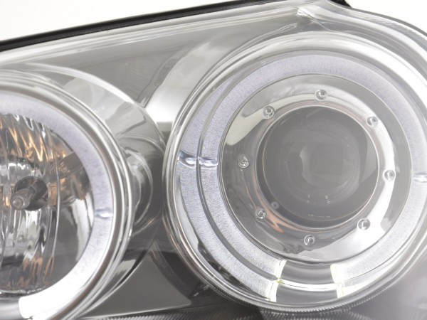 headlight VW Golf 5 type 1K Yr. 03-08 chrome