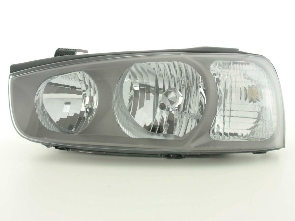 Spare parts headlight left Hyundai Elantra Yr. 00-03