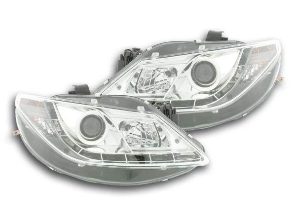 Daylight headlight Seat Ibiza type 6J Yr. 08- chrome