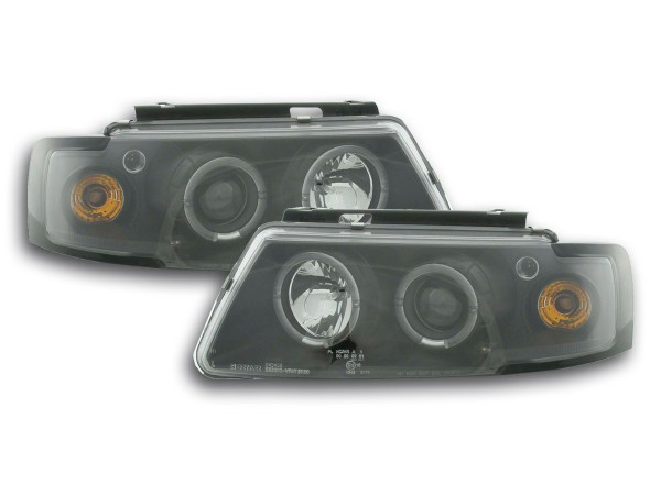 headlight VW Passat type 3B Yr. 97-00 black