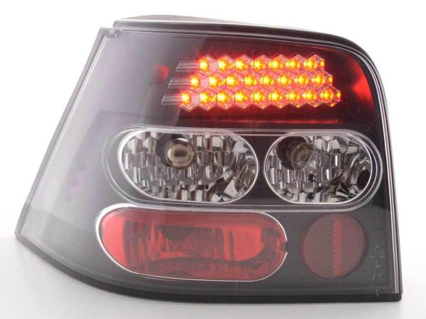 Led Taillights VW Golf 4 type 1J Yr. 98-02 black