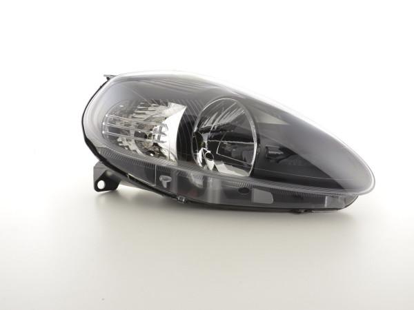 Spare parts headlight right Fiat Grande Punto (type 199) Yr. 05-09