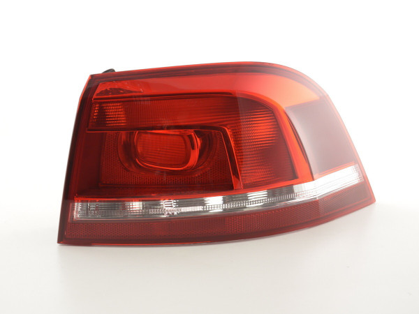 Spare parts taillight right VW Passat Variant (3C) Yr. 11- red/clear