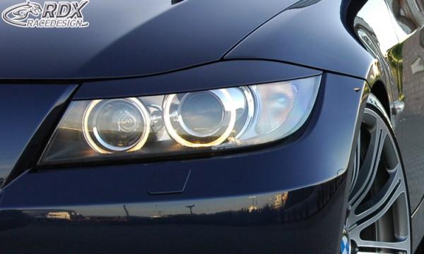 RDX Headlight covers BMW 3-series E90 / E91