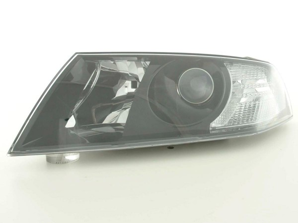 Spare parts headlight left Skoda Octavia (type 1Z) Yr. 05-09