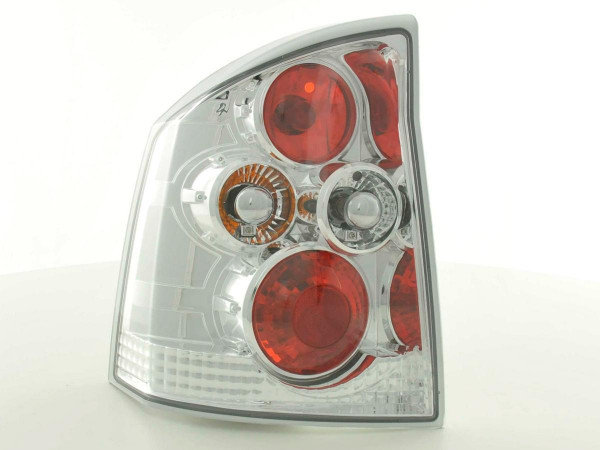 Taillights Opel Vectra C Yr. 02-08 chrome