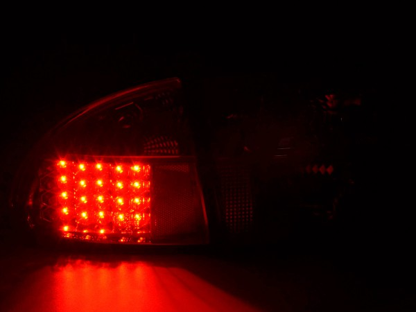 Led Taillights Seat Leon type 1M Yr. 1999-2005 red