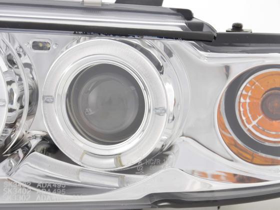 headlight Audi A4 type B5 Yr. 95-99 chrome