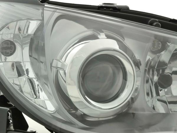 Spare parts headlight right Subaru Impreza (type GD F-G) Yr. 05-07