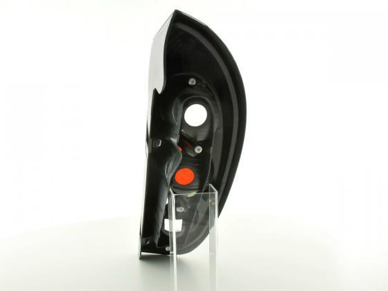 Taillights Opel Corsa C 3-dr. Yr. 00-06 chrome