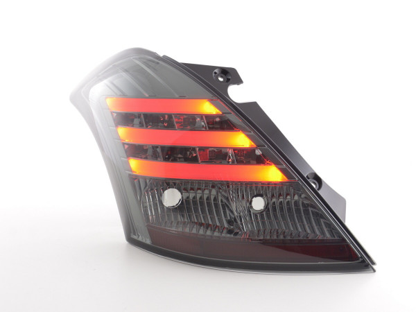 Led Taillights Suzuki Swift Sport Yr. 2011-2013 black