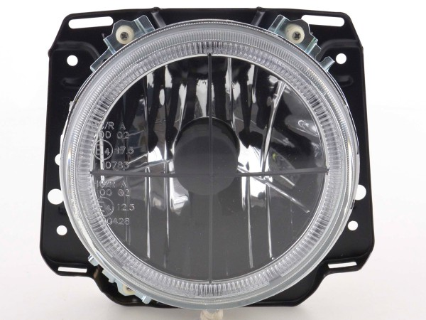 Angel Eye headlight VW Golf 2 type 19 Yr 84-91 black