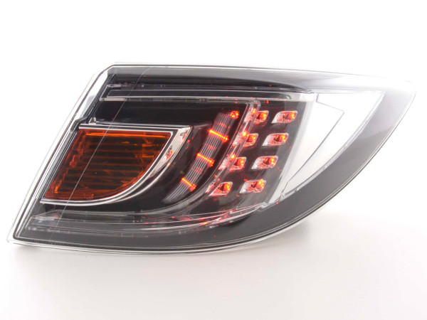 Spare parts Taillights right Mazda 6 saloon type GH Yr. 08-10 clear