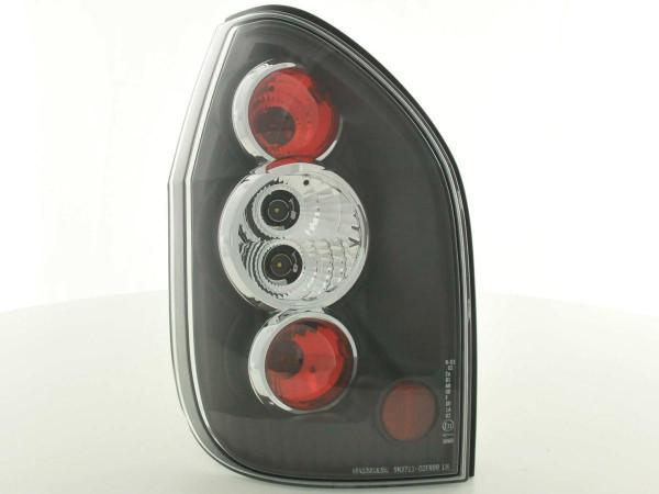 Taillights Opel Zafira type T98 Yr. 99-04 black