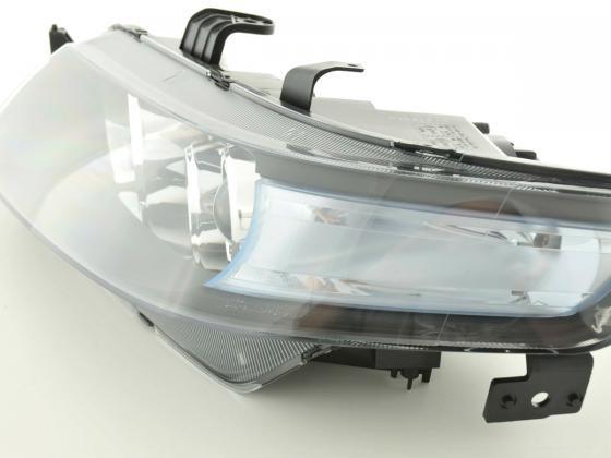 Spare parts headlight left Honda Accord Yr. 06-08