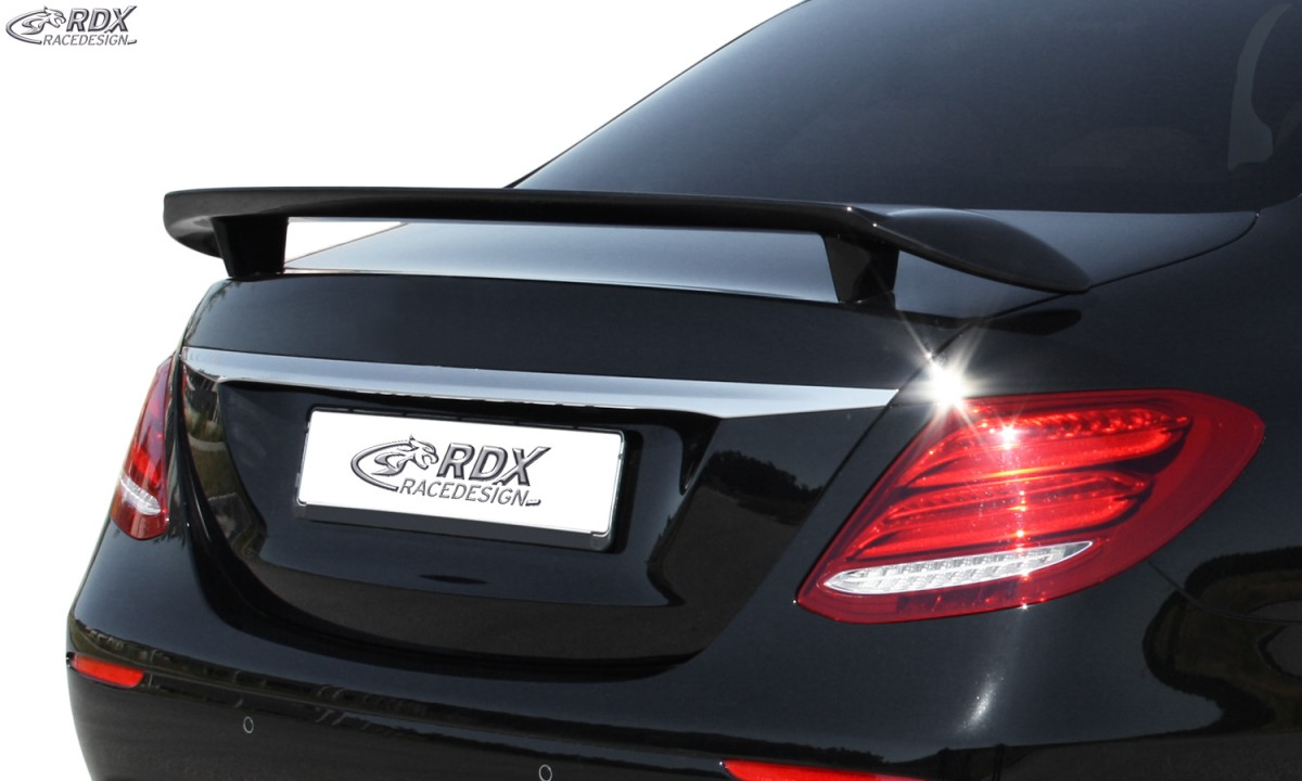 RDX Rear Spoiler MERCEDES E-Class W213 Rear Wing