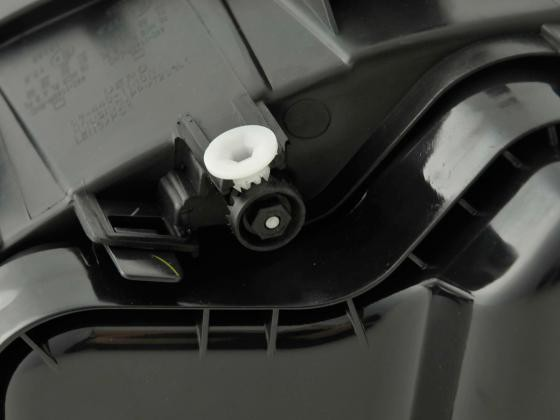 Spare parts headlight right Mercedes Benz Vito / Viano (type 639)