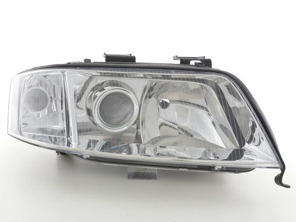 Spare parts headlight right Audi A6 (type 4B) Yr. 99-01