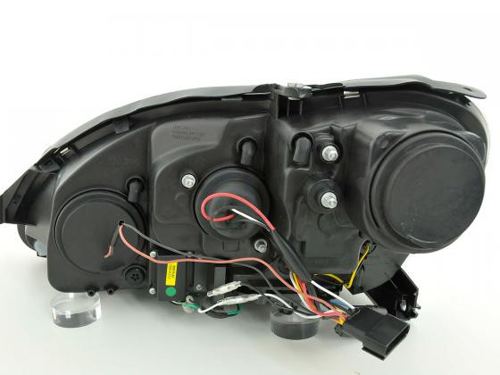 Daylight headlight Mercedes S-Classe W220 Yr. 02-05 chrome