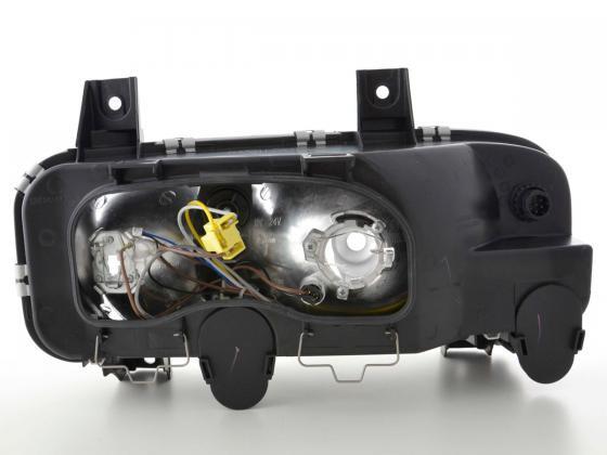 Spare parts headlight left Mercedes Benz Atego Yr. 98-04