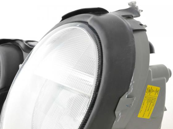 Spare parts headlight left Mercedes-Benz CLK (208) Yr. 97-03