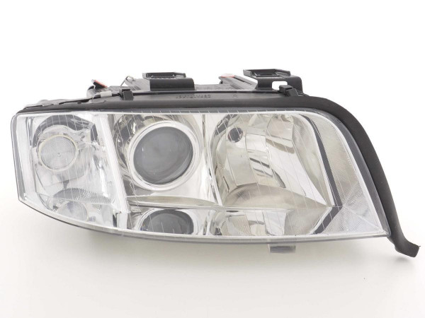 Spare parts headlight right Audi A6 (type 4B) Yr. 01-04