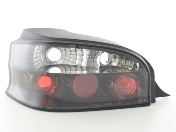 Taillights Citroen Saxo type S S HFX S KFW Yr. 96-02 black
