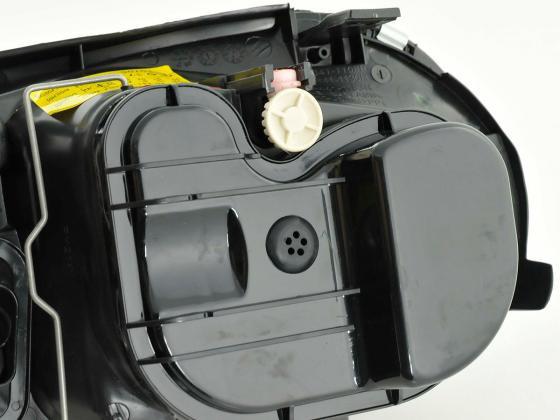 headlight VW Golf 4 type 1J Yr. 98-03 black