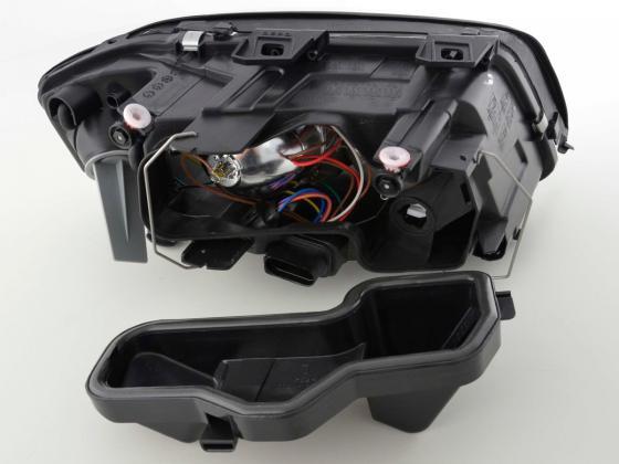 Spare parts headlight left Audi A6 (type 4B) Yr. 99-01