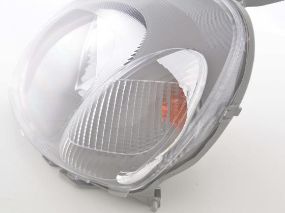 Spare parts headlight left Toyota Yaris (type P1) Yr. 99-03