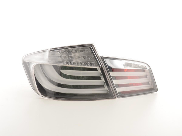 Taillights LED BMW serie 5 F10 Yr. 2010-2013 chrome