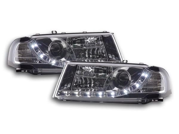Daylight headlight Skoda Octavia type 1U Yr. 01-04 chrome
