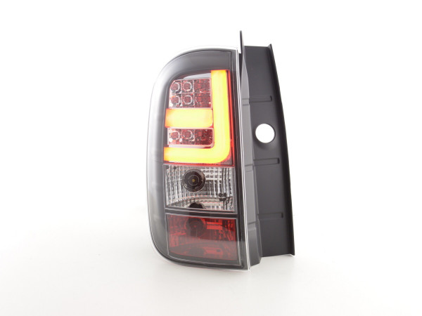 Led Taillights Dacia Duster Yr. 10- black
